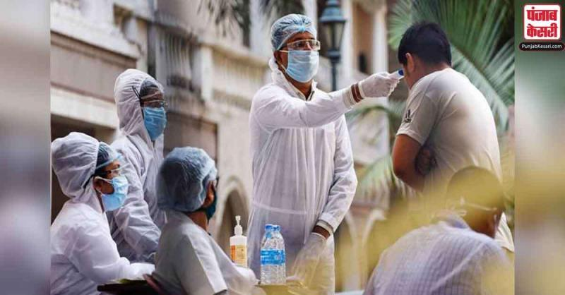 देश में पिछले 24 घंटों में कोरोना संक्रमितों के 24,879 नए मामले और 487 लोगों ने गंवाई जान