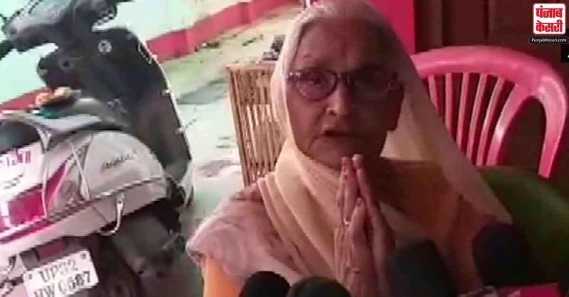 कुख्यात अपराधी विकास दुबे की गिरफ्तारी के बाद मां ने कहा- हर वर्ष जाते है महाकाल मंदिर में दर्शन के लिए