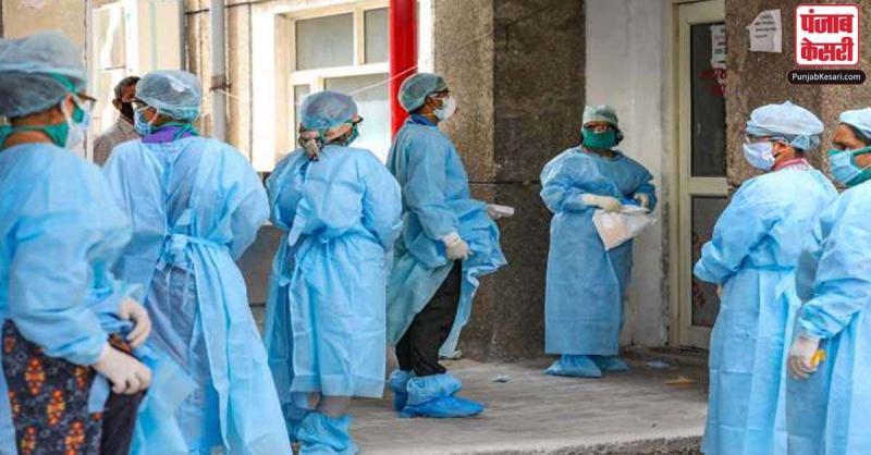 दिल्ली में 24 घंटे में कोरोना के 2187 नए मामले, 45 की मौत, 105 इलाके सील