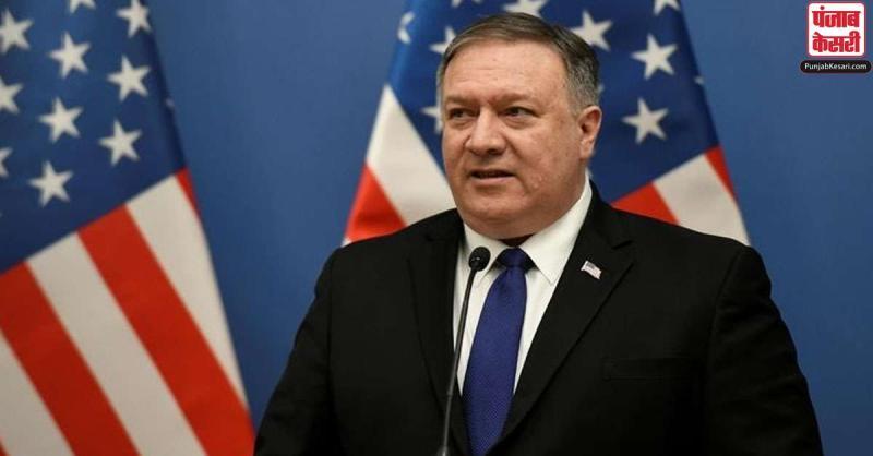 US ने चीन के तीन अधिकारियों पर लगाया प्रतिबंध, अब अमेरिका में नहीं मिलेगी एंट्री