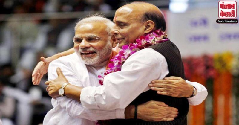 69 वर्ष के हुए रक्षा मंत्री राजनाथ सिंह, बधाई देते हुए बोले PM मोदी-आपका ज्ञान सरकार के लिए बहुत लाभकारी