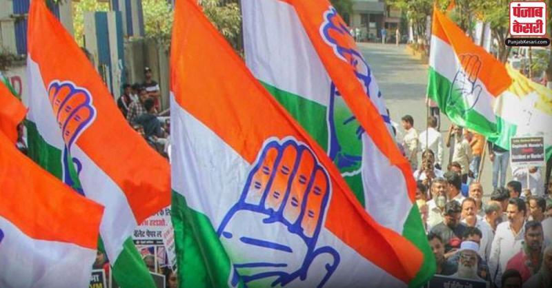 कांग्रेस का आरोप- खरीद फरोख्त से गहलोत सरकार को गिराने की साजिश रच रही है BJP