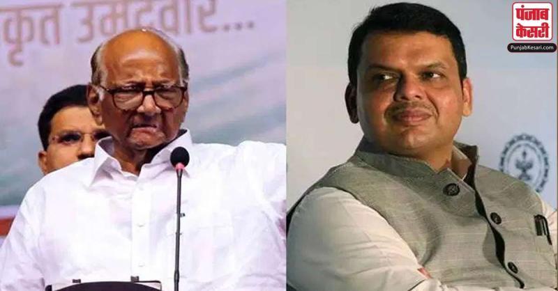 शरद पवार का भाजपा पर निशाना, कहा मतदाताओं को हल्के में न लें ,इंदिरा और अटल भी हारे थे