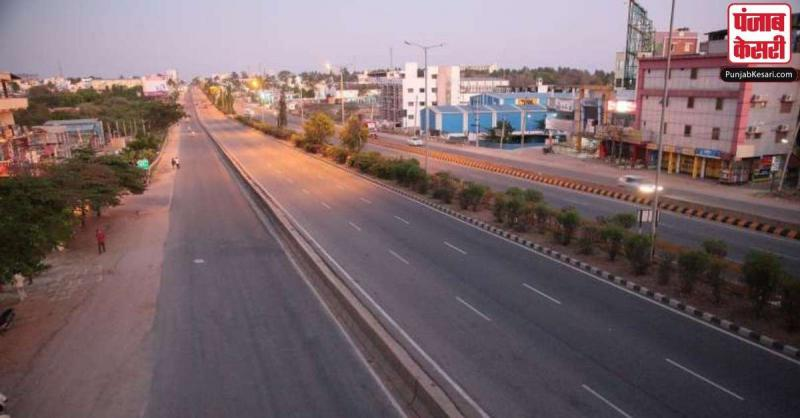 बेंगलुरु में कोरोना संक्रमण की रोकथाम के लिए राज्य सरकार ने 14 जुलाई से एक हफ्ते के लिए फिर से लगाया लॉकडाउन