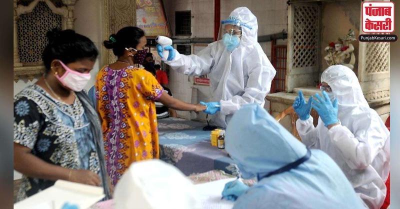 महाराष्ट्र में कोरोना के 8139 नये मामले आए सामने, संक्रमितों की संख्या 246600 हुई