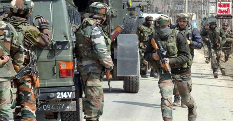 J&K : बारामूला में आतंकवादियों और सुरक्षाबलों के बीच एनकाउंटर, सेना ने की गोलाबारी