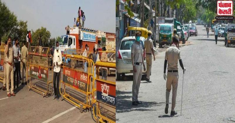 राजस्थान सरकार का बड़ा फैसला : पड़ोसी राज्यों से आवागमन को किया नियंत्रित, बाहर जाने के लिए लेना होगा पास