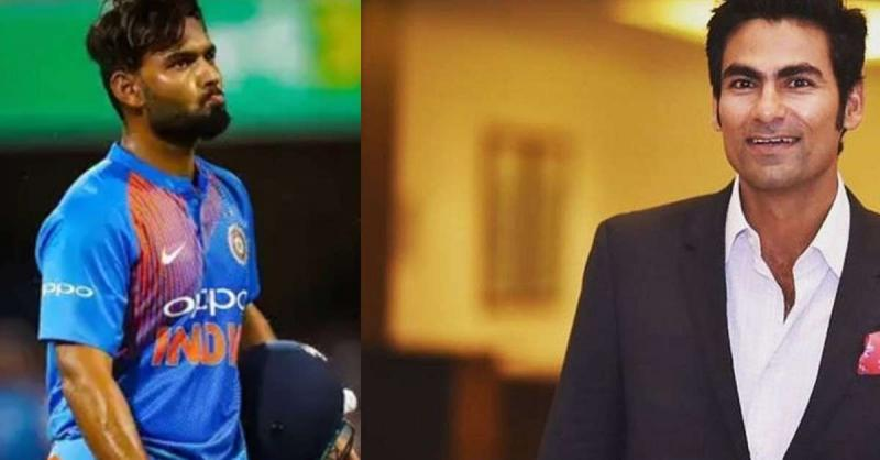 पूर्व भारतीय क्रिकेटर मोहम्मद कैफ ने कहा- भारतीय टीम ने अभी तक पंत की बल्लेबाजी क्रम तय नहीं की