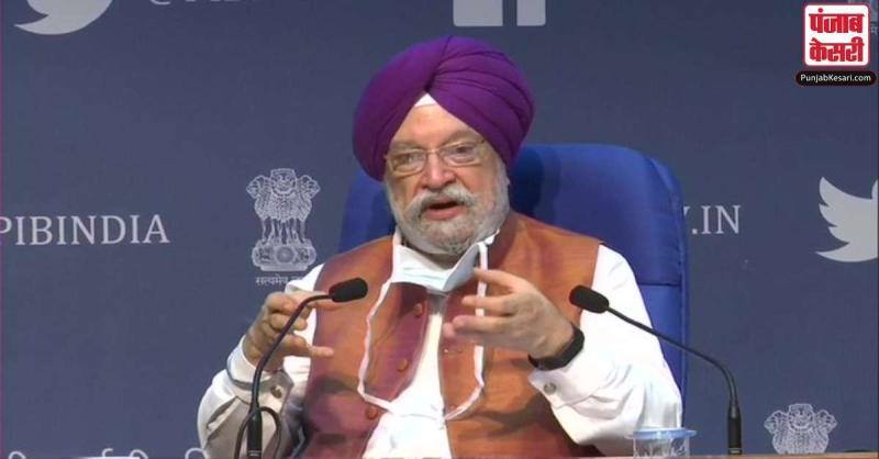 17 जुलाई से अमेरिका और 18 जुलाई से फ्रांस के बीच भारत शुरू करेगा उड़ान सेवा : हरदीप सिंह पुरी