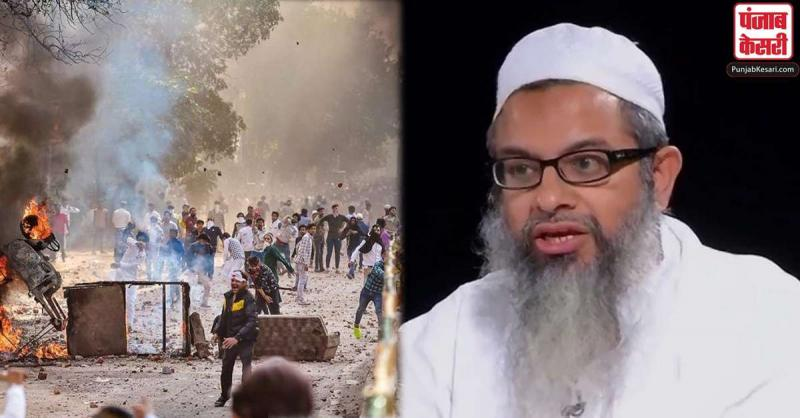 दिल्ली दंगा पीड़ितों को दिया जाने वाला मुआवजा नाकाफी, केजरीवाल राशि को बढ़ाएः जमीयत उलेमा