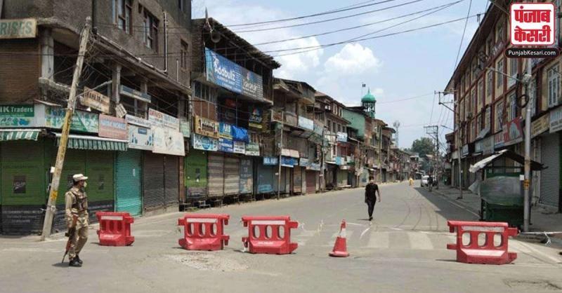 कोरोना संकट : भोपाल में 24 जुलाई से 10 दिनों के लिए लगाया गया लॉकडाउन