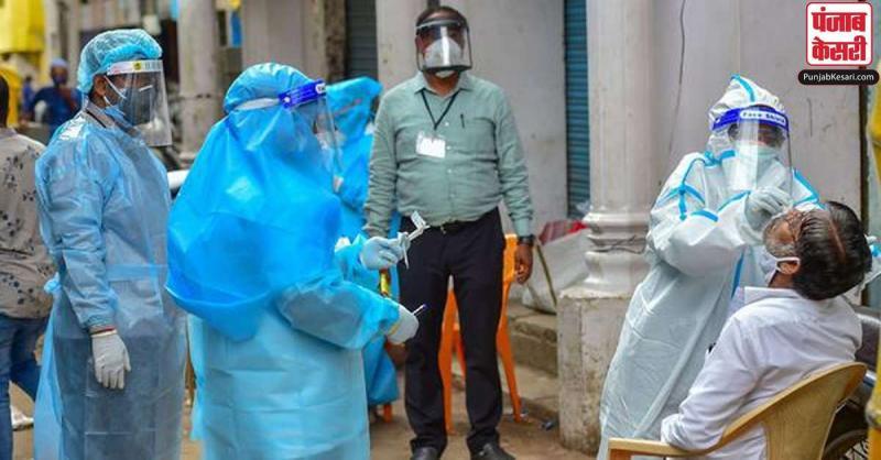 भारत में कोरोना संक्रमण का आंकड़ा 12 लाख के पार, देश भर में अब तक 29,474 लोगों की मौत