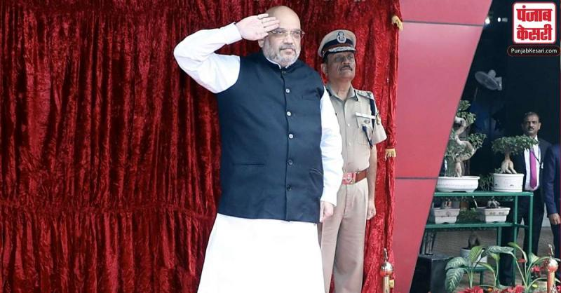 सीआरपीएफ के स्थापना दिवस समारोह में शिरकत करेंगे गृह मंत्री अमित शाह