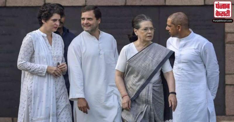 खट्टर सरकार का बड़ा फैसला, हरियाणा में गांधी-नेहरू परिवार की संपत्तियों की होगी जांच
