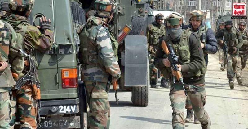 जम्मू-कश्मीर के पुंछ में LOC पर पाकिस्तान ने फिर किया ने संघर्ष विराम का उल्लंघन