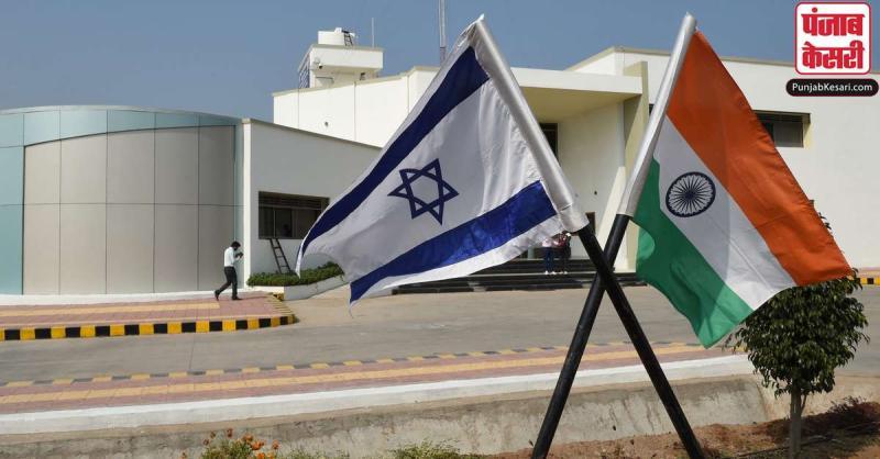 रैपिड कोविड-19 जांच किट के मिशन के साथ DRDO के साथ काम कर रही इजराइली टीम पहुंची भारत