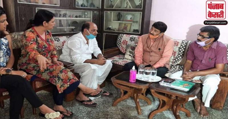 सुशांत सिंह मामले में मनोज तिवारी ने सीएम उद्धव से एफआईआर दर्ज करने की मांग की