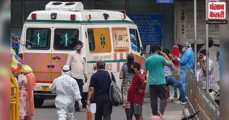 आंध्र प्रदेश में कोरोना का रिकॉर्ड, 24 घंटे में 10167 नए मामले आये सामने, 68 लोगों की मौत