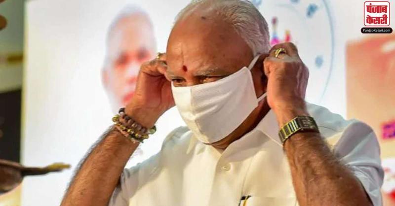 कर्नाटक के मुख्यमंत्री येदियुरप्पा भी कोरोना पॉजिटिव, अस्पताल में कराए गए भर्ती
