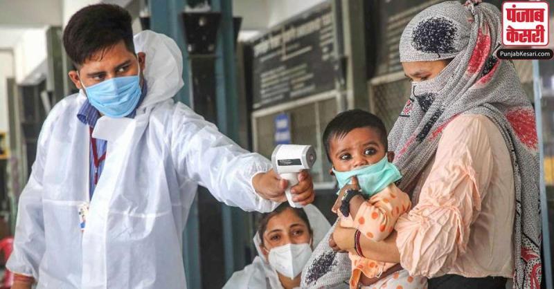 कोविड-19 : देश में संक्रमण के मामले 18 लाख के पार, स्वस्थ होने वालों की संख्या 11.86 लाख हुई