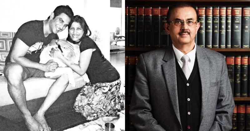 राजपूत फैमिली के वकील का रिया को लेकर बड़ा खुलासा,कहा- एक्ट्रेस ने सुशांत की बहन प्रियंका पर लगाया था छेड़छाड़ का आरोप