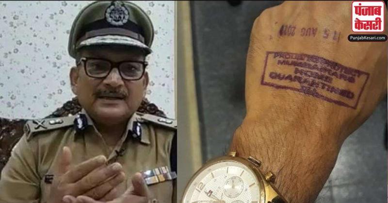 बीएमसी द्वारा IPS अधिकारी को क्वारंटीन किये जाने के खिलाफ कोर्ट जाएगी बिहार पुलिस