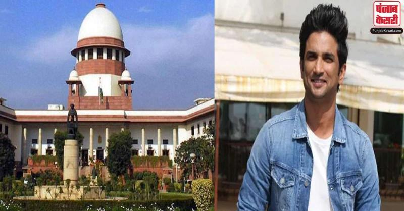 Sushant Suicide Case : बिहार सरकार ने SC से कहा- 'सुशांत की संपत्ति को हड़पने के लिए करीब आईं रिया'