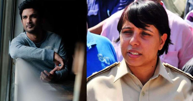 मिलिए सुशांत केस की जांच कर रही डीआईजी गगनदीप गंभीर,जिन्हें सौंपी गई इस मामले की जांच कमान
