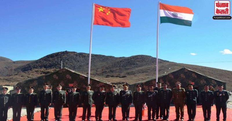 भारत और चीन के बीच मेजर जनरल लेवल की बैठक जारी, देपसांग से सैनिकों को हटाने के बारे में होगी चर्चा