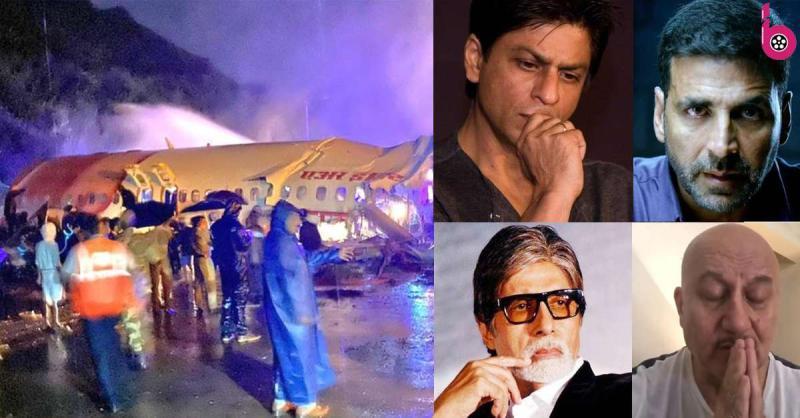 एयर इंडिया हादसे से दहला बॉलीवुड स्टार्स का दिल,अमिताभ से लेकर शाहरुख खान ने पीड़ितों के प्रति जाहिर किया दुख