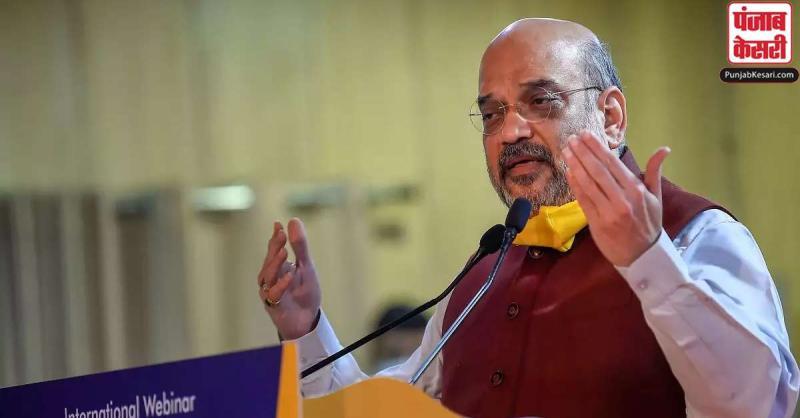 गृह मंत्री अमित शाह ने की प्रधानमंत्री के 'गंदगी भारत छोड़ो' अभियान से जुड़ने की अपील