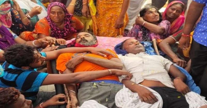पंजाब में हादसा : गैस चढ़ने से 3 व्यक्तियों में से 2 की मौत ,पुलिस द्वारा जांच जारी, इलाके में मातम