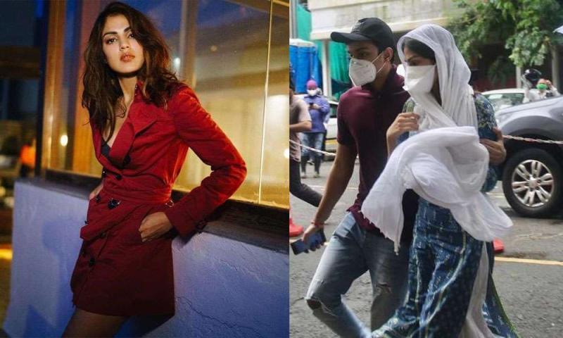 रिया चक्रवर्ती ईडी की पूछताछ में बोलीं, सुशांत के पैसे अपने किसी काम के लिए नहीं किये खर्च