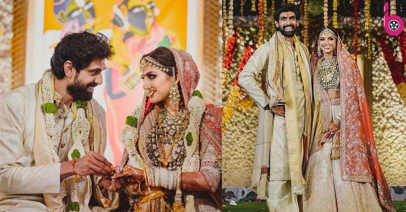 राणा दग्गुबाती ने मिहिका बजाज के साथ लिए सात फेरे, देखें शाही शादी की खूबसूरत तस्वीरें और वीडियो