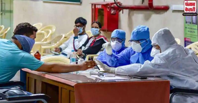 उत्तर प्रदेश में कोरोना का कोहराम जारी, बीते 24 घंटे में 4,687 नए केस, 45 की मौत