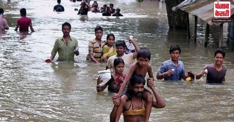 बिहार में 74 लाख से अधिक आबादी बाढ़ से प्रभावित, अब तक 23 लोगों की मौत