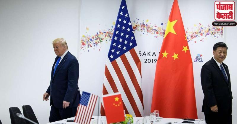चीन का अमेरिका पर उसी के अंदाज में पलटवार, बौखलाकर की बड़ी कार्यवाही