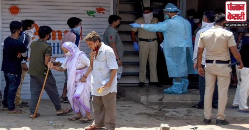 उप्र में कोरोना का कहर बरकरार , संक्रमण के 4,197 नए मामलों के साथ 51 और लोगों की मौत