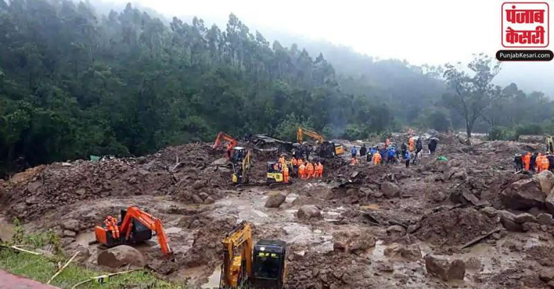 केरल : बारिश थमने से कुछ राहत, इडुक्की में भूस्खलन में मरने वालों की संख्या बढ़कर 49 हुई