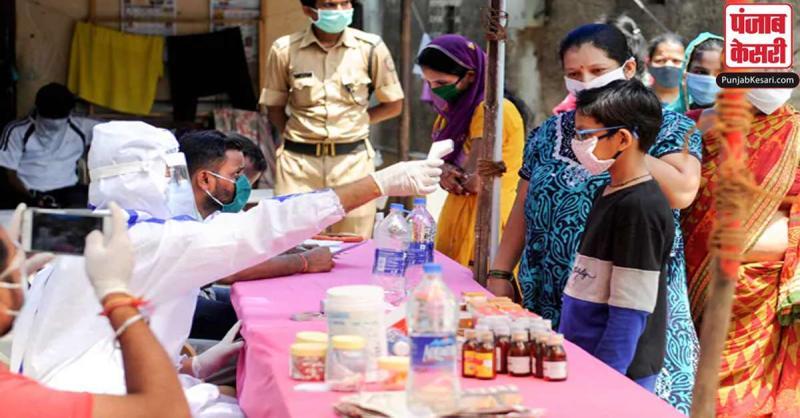 महाराष्ट्र में कोरोना वायरस के 9,181 नये मामले सामने आये ,293 और लोगों की मौत