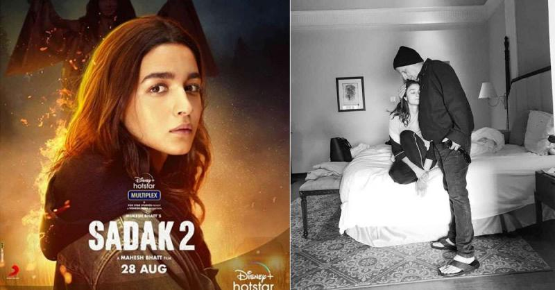 आलिया-संजय दत्त और आदित्य की फिल्म 'सड़क 2' का फर्स्ट लुक पोस्टर देख फूटा लोगों का गुस्सा,अब हुए ट्रोलिंग का शिकार