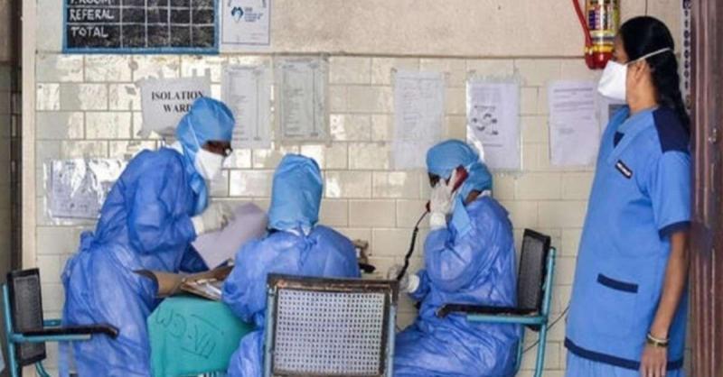 गुजरात में पिछले 24 घंटे में कोरोना के 1,056 नए केस, संक्रमितों का आंकड़ा 72 हजार के पार