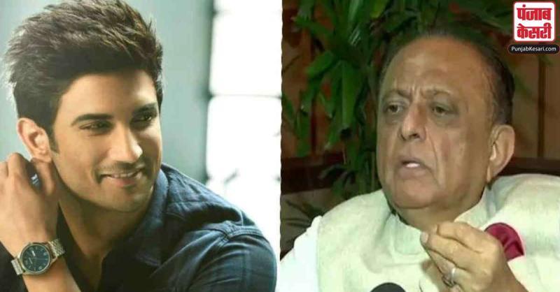 सुशांत सिंह राजपूत पर मेमन की टिप्पणी से NCP ने झाड़ा पल्ला, कहा - ये उनकी निजी राय, पार्टी की नहीं