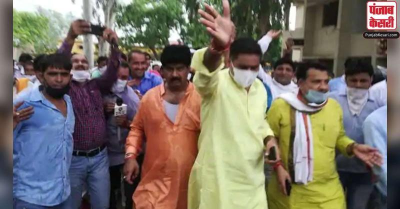 अलीगढ़ ने गौंडा थाने में भिड़े भाजपा विधायक और पुलिस अधिकारी, SHO पर लगाया पिटाई का आरोप