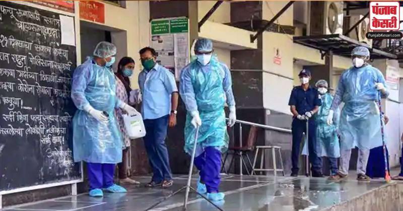 महाराष्ट्र में कोरोना वायरस संक्रमण के 12,712 नए मामले, 344 मरीजों ने गंवाई जान