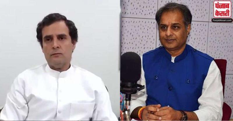 कांग्रेस प्रवक्ता राजीव त्यागी के निधन पर प्रियंका ने जताया दुख, राहुल बोले : पार्टी ने 'बब्बर शेर' खो दिया