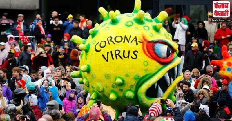 कोविड 19 - दुनियाभर में वायरस संक्रमण से मौतें 7.47 लाख और मामले 2 करोड़ से अधिक