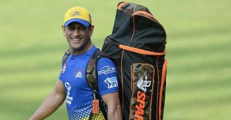 IPL: ट्रेनिंग कैंप के लिए धोनी समेत अन्य खिलाड़ी चेन्नई पहुंचे