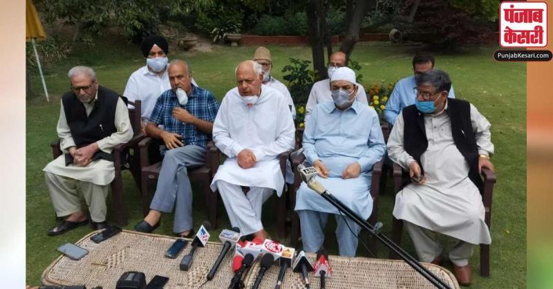मुफ्ती समेत सभी नेताओं की रिहाई के बाद जम्मू-कश्मीर के राजनीतिक एजेंडे पर चर्चा करेंगे : फारूक अब्दुल्ला