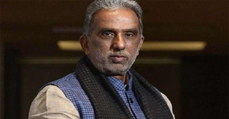 केंद्रीय मंत्री कृष्णपाल गुर्जर कोरोना से संक्रमित, ट्वीट कर दी जानकारी